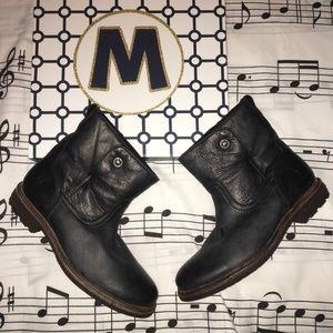 FRYE Women's MARA Button Short Boots